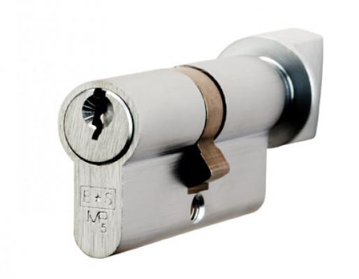 Euro Standard Turn Cylinder 70 mm
