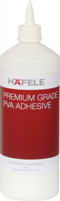 "Pva adhesive, water resistant, size 1 kg, h""fele, size 1 kg"