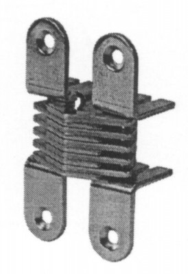 Concealed hinge, 180ø, for 14-26 mm panel thickness, maximum door thickness 18-20 mm