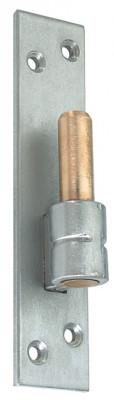 Hinge Pin On Vert Plt 180X40Mm 316 Bss