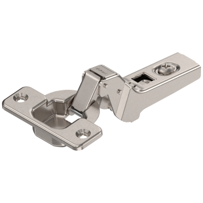 CLIP top hinge 100°, INSET application, unsprung, boss: steel, NP