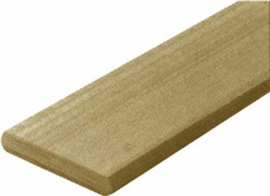 Wooden slat, for single beds, height 8 mmxdepth 53 mm, length 991 mm