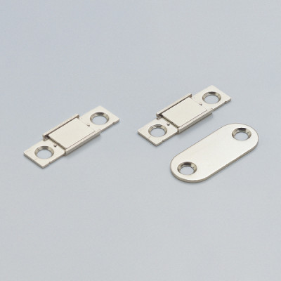 Magnetic catch, nickel