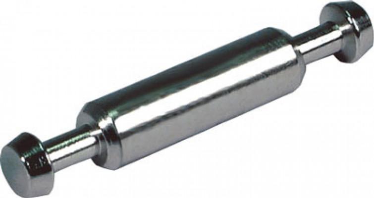 Maxifix universal connectors, double ended bolt, ø 8.4 mm, steel, zinc steel