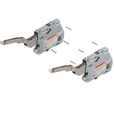 AVENTOS HK stay lift mechanism (set), PF=1500-4900 (with 2 pieces), for SERVO-DRIVE