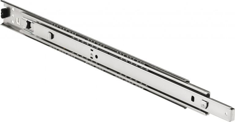 Ball bearing drawer runner, full extension, capacity 57 kg, 350 mm, Accuride 3320-50
