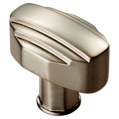 Cabinet knob Satin Nickel