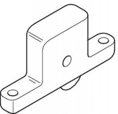 Straightaway 710 Bottom Roller