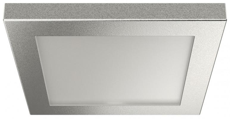 LED downlight 12 V, IP20, 65x65 mm, Loox LED 2051, warm white 3000 K