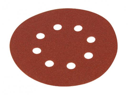 Sanding disc, Ø 125 mm, Mirka, for hand & power sanding, grit 80