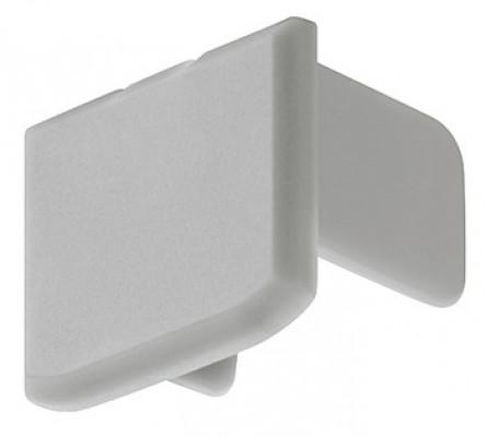 End caps, for aluminium profiles, rectangular end cap to suit HA.833.74.741