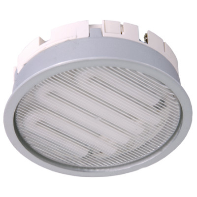LED lamp, to Suit GX53 downlight, 2.2W/240, V LED lamp  74 mm, warm white 3000K