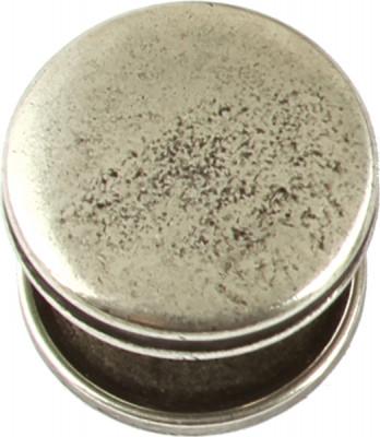 Knob, › 42 mm, brunswick, pewter