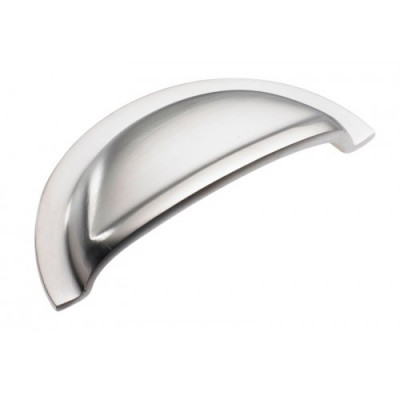 "Drawer pull, 3"", chrome"