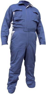 Boiler suit, premium, 36 inch, 31in length, colour: navy