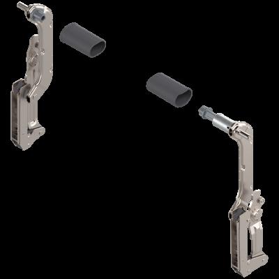 AVENTOS HL lift up, lever arm (set), CH=300-349 mm