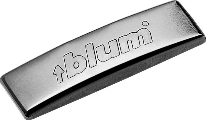 Cover cap for CLIP top hinge, BLUM logo, NP