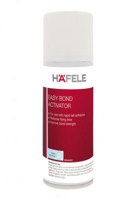 High strength adhesive, accelerator aerosol, Häfele, contents 200 ml