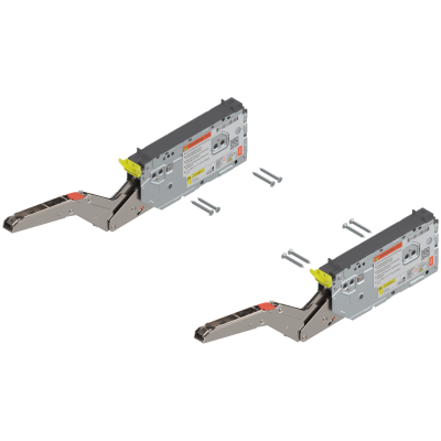AVENTOS HK top stay lift system, PF=3200-9000 (2 pieces) for TIP ON, Zn