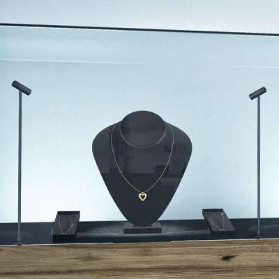 LED post light 350mA, H=358 mm, IP20 Loox LED 4011, cool white 4000 K