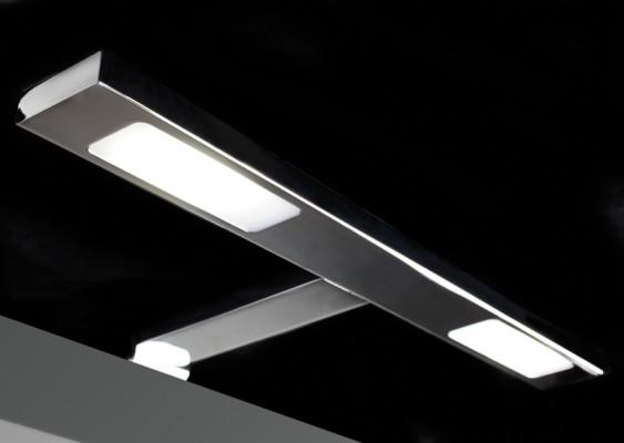 Led Chrome Ovrhang Lght 350Ma 3.5 K-2