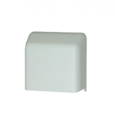 Cover Cap For Front Fix Comp Pl White