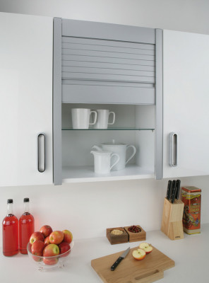 Tambour Door System 600 x 1210mm