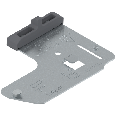 Latch for TIP-ON BLUMOTION, right