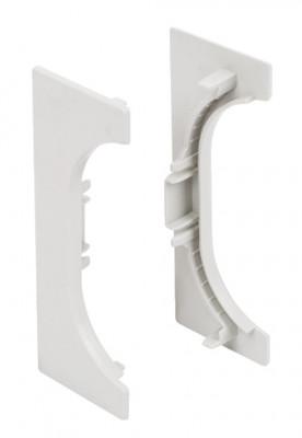 Trim caps, for profiles, gola system C, exterior trim caps
