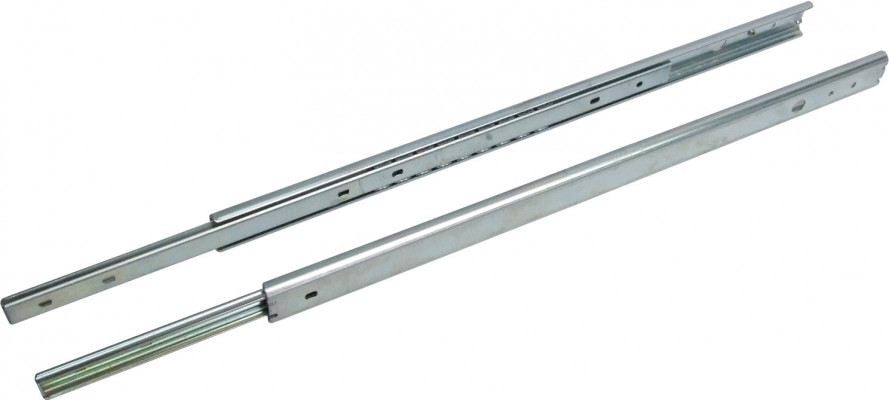 Ball bearing drawer runners, dingle extension, capacity 15 kg, L=400 mm, Accuride 2726