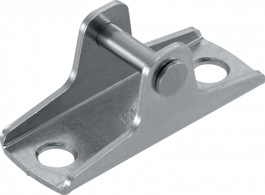 AVENTOS HK-XS stay front fixing bracket for wooden fronts, screw-on