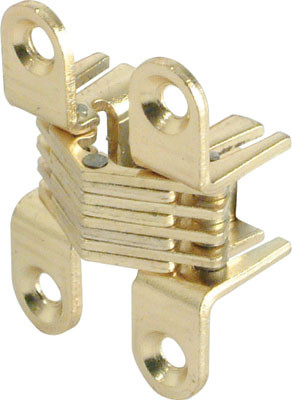 Concealed hinge, 180ø, for 14-26 mm panel thickness, maximum door thickness 14-16 mm