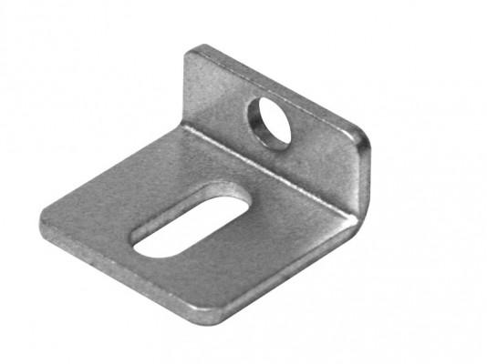 Angle bracket (A191) 19x1.2 mm, self colour