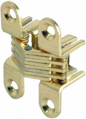 Concealed hinge, 180ø, for 14-26 mm panel thickness, maximum door thickness 24-26 mm