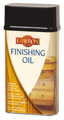 Finishing oil, 5 litre, for wood care