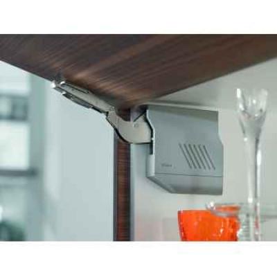 AVENTOS HK-S kit set heavy duty lift mechanism for wooden door, PF=960-2215 , grey