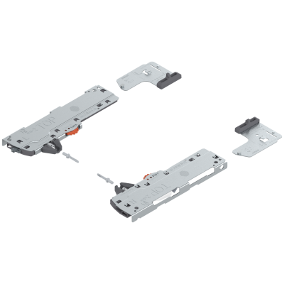 TIP-ON BLUMOTION (unit+latch) for LEGRABOX/MOVENTO, type L1, 5-40 kg, left
