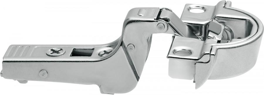 CLIP top BLUMOTION 95°, FULL OVERLAY, for aluminium framed doors, NP