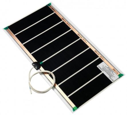 Heated mirror pad, 230V/7W, 274X150 mm