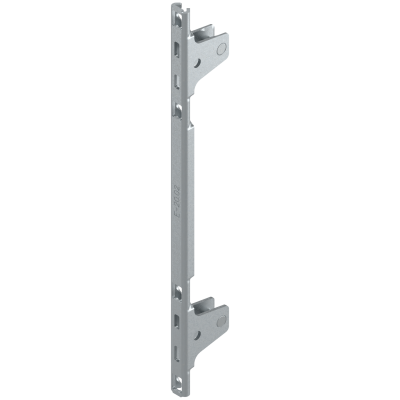 LEGRABOX front fixing bracket, height C (177 mm), SCREW-ON, symmetrical