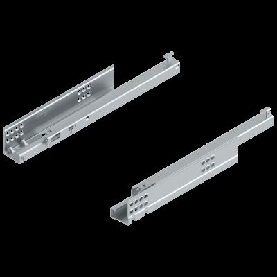 TANDEM BLUMOTION single extension, 30 kg, NL=500 mm, left+right, zinc