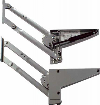 Liftup Parallel Flap Fit Ziall Alu 360mm