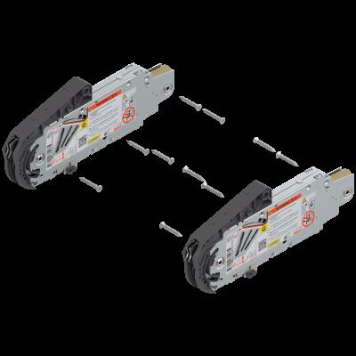 AVENTOS HS heavy duty lift mechanisms (set), for SERVO-DRIVE