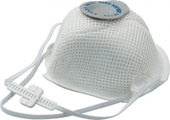 Disposable Fine-Dust Mask + Valve Ffp1