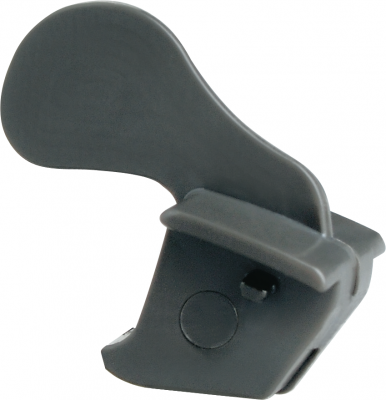 Angle stop for AVENTOS HF, 104° opening, grey