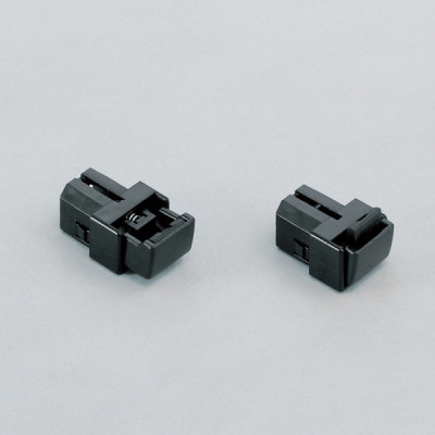 Non magnetic mini touch latch