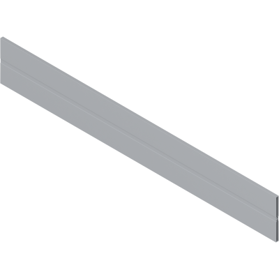 ORGA-LINE cross divider, for TANDEMBOX, NL=777 mm, metalic grey