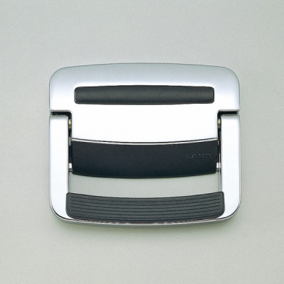 Trunk handle, stainless steel