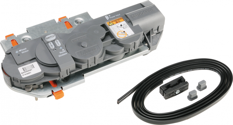 SERVO-DRIVE for AVENTOS drive unit, AVENTOS HK stay lift systems