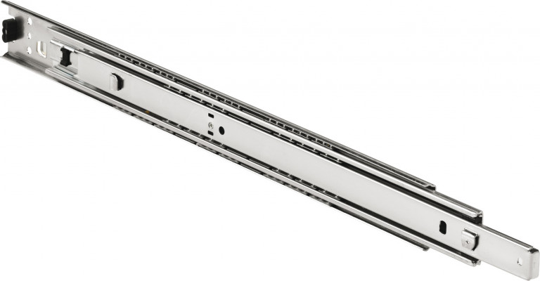 Ball bearing drawer runner, full extension, capacity 59 kg, 450 mm, Accuride 3320-50